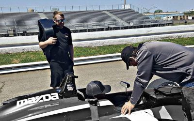 Gutzy founder sits down to chat with Race Car Driver Kristian Aleixo