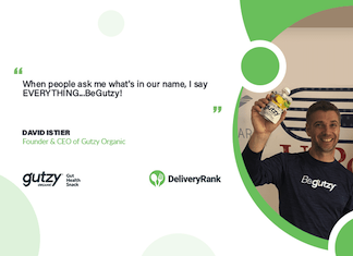 DeliveryRank.com Learns About Gutzy + David